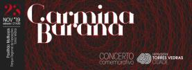Coro Municipal da Lourinhã participa no concerto 'Carmina Burana' em Torres Vedras