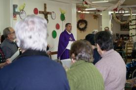 Celebração de Natal no Lar de Idosos da Santa Casa da Misericórdia da Lourinhã