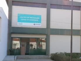 Covid-19: Pavilhão Desportivo da Casa do Povo da Lourinhã recebe centro de vacinação público