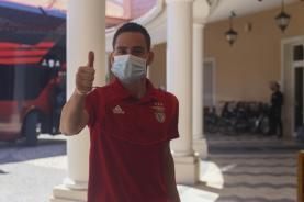 Futebol: Benfica faz mini-estágio no Oeste para preparar a final da Taça de Portugal