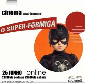 Município da Lourinhã lança 'Fins-de-semana de Cinema em Casa'