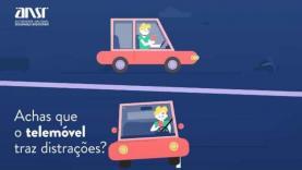 Arranca esta terça-feira campanha para fiscalizar uso do telemóvel durante condução