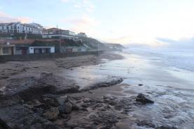 Autoridade Marítima Nacional desaconselha a ida a banhos no primeiro dia do ano