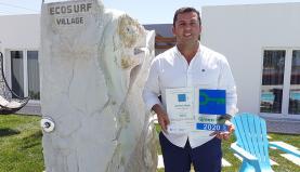 'Furnaka EcoSurf Village' recebeu certificação Chave Verde