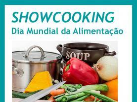 CHOeste assinala Dia Mundial da Alimentação com 'showcooking'