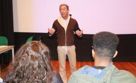 Deputado Duarte Pacheco sensibilizou alunos lourinhanenses para as alterações climáticas