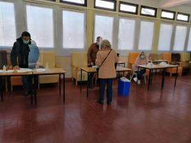 Presidenciais: Governo reitera garantias de segurança sanitária e fiabilidade do sistema eleitoral