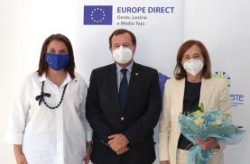 Cadaval: apresentação do Centro Europe Direct Oeste, Lezíria e Médio Tejo decorreu esta tarde