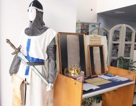Biblioteca Municipal da Lourinhã acolhe exposição 'O Foral da Lourinhã no Séc. XXI'