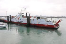 Tribunal levanta suspensão do concurso para 'ferry' de Aveiro rejeitando acção dos Estaleiros Navais de Peniche