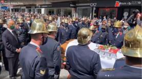 Óbito/Carlos Bernardes: milhares de pessoas na despedida ao presidente da Câmara Municipal de Torres Vedras