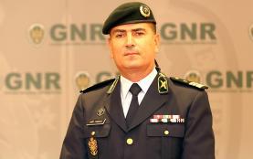 Lourinhanense tenente-coronel João Fonseca é desde esta segunda-feira o novo porta-voz da Guarda Nacional Republicana
