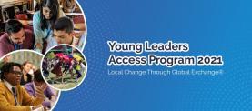 Inscrições abertas para Programa de Acesso a Jovens Líderes 2021
