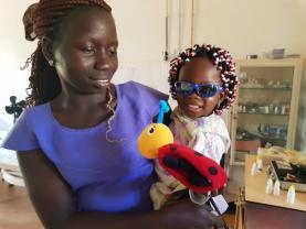 Almoço solidário na Cabeça Gorda a favor das crianças da Guiné-Bissau