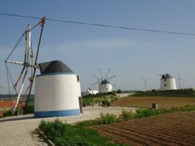 Iniciado processo para classificar moinhos de vento do Oeste como património nacional
