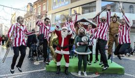 """""""Caldas, Rainha do Natal"""": época natalícia arranca este sábado com diversas actividades"""