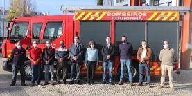 Bombeiros da Lourinhã têm novo veículo de combate a incêndios urbanos