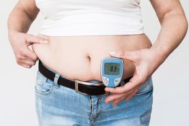 43,3% das pessoas com diabetes diagnosticadas com Covid-19 foram hospitalizadas