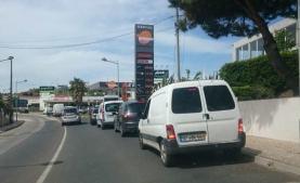 Governo decreta serviços mínimos entre 50% e 100% para a greve ao abastecimento de postos de combustíveis