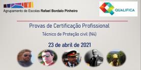 OesteCIM recebe sessão de Certificação de Técnico de Protecção Civil