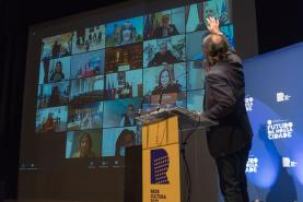 """Candidatura de Leiria a Capital Europeia da Cultura adopta gestão """"menos institucional"""" após decisão judicial"""