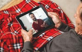 Lar de idosos  da Associação Social, Cultural e Humanitária da Atalaia contemplado com um tablet do banco Santander