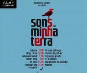 'Sons Na Minha Terra' convida músicos nacionais e locais a actuar em vários locais do concelho da Lourinhã