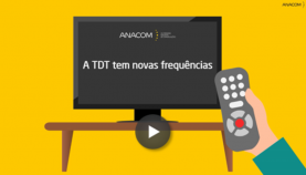 ANACOM retoma este mês o processo de migração da rede TDT no Oeste
