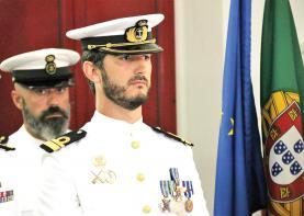 Vasco Cristo é o novo comandante da Capitania de Peniche