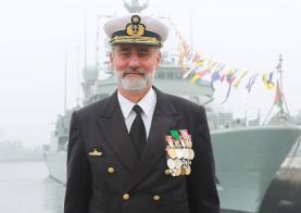 Covid-19: Vice-almirante Gouveia e Melo novo coordenador da 'task force' para vacinação