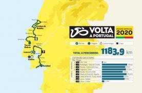 Ciclismo: Volta a Portugal - Edição Especial passa pelas estradas do Oeste